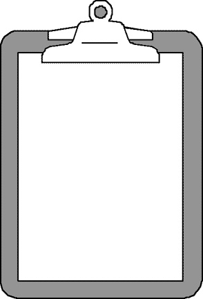 clipboard clipart to do