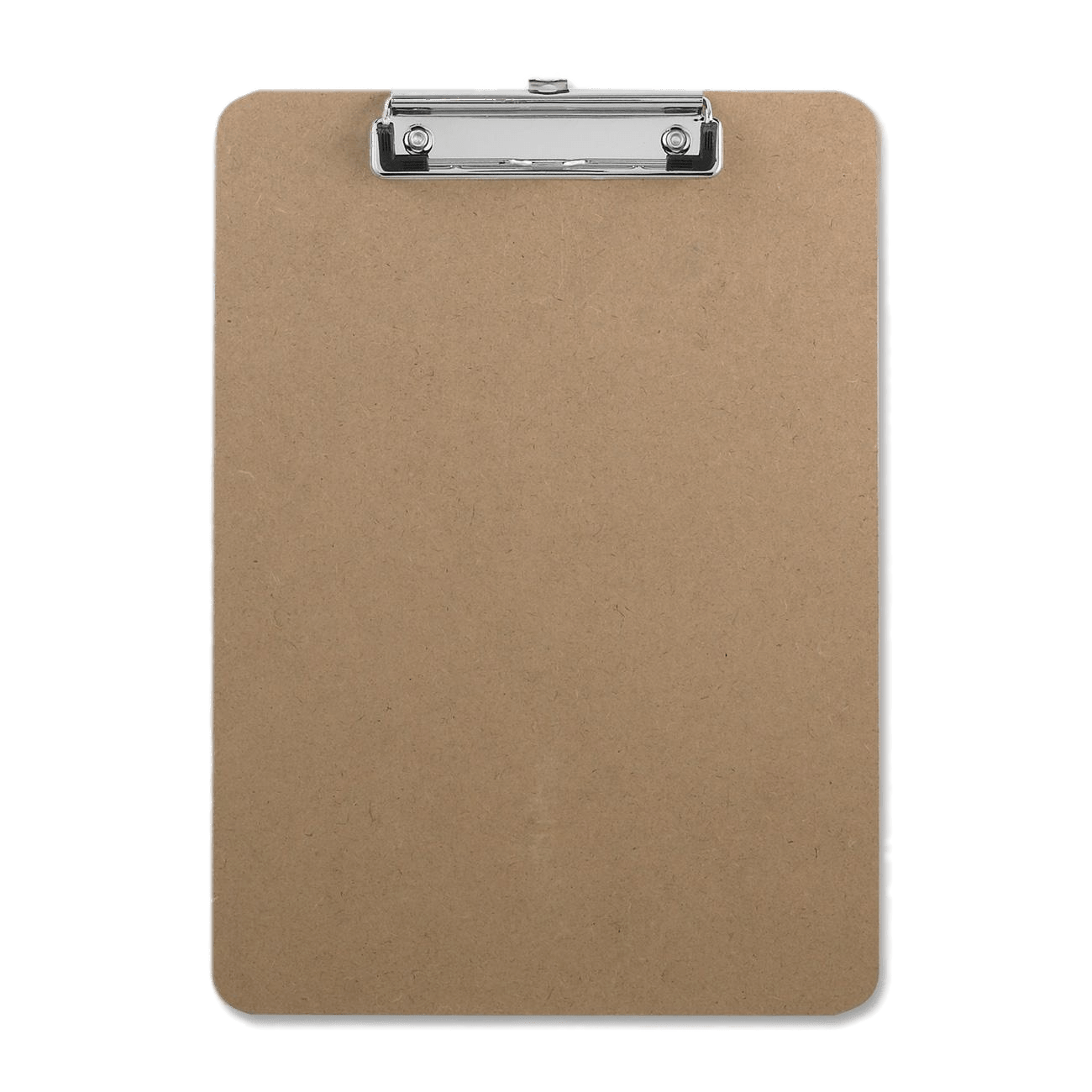 Clipboard png transparent. Brown stickpng
