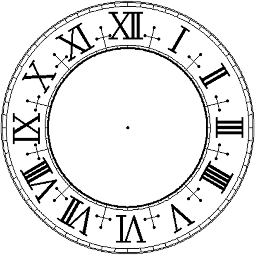 Clock face png. By stephenjohnsmith on deviantart