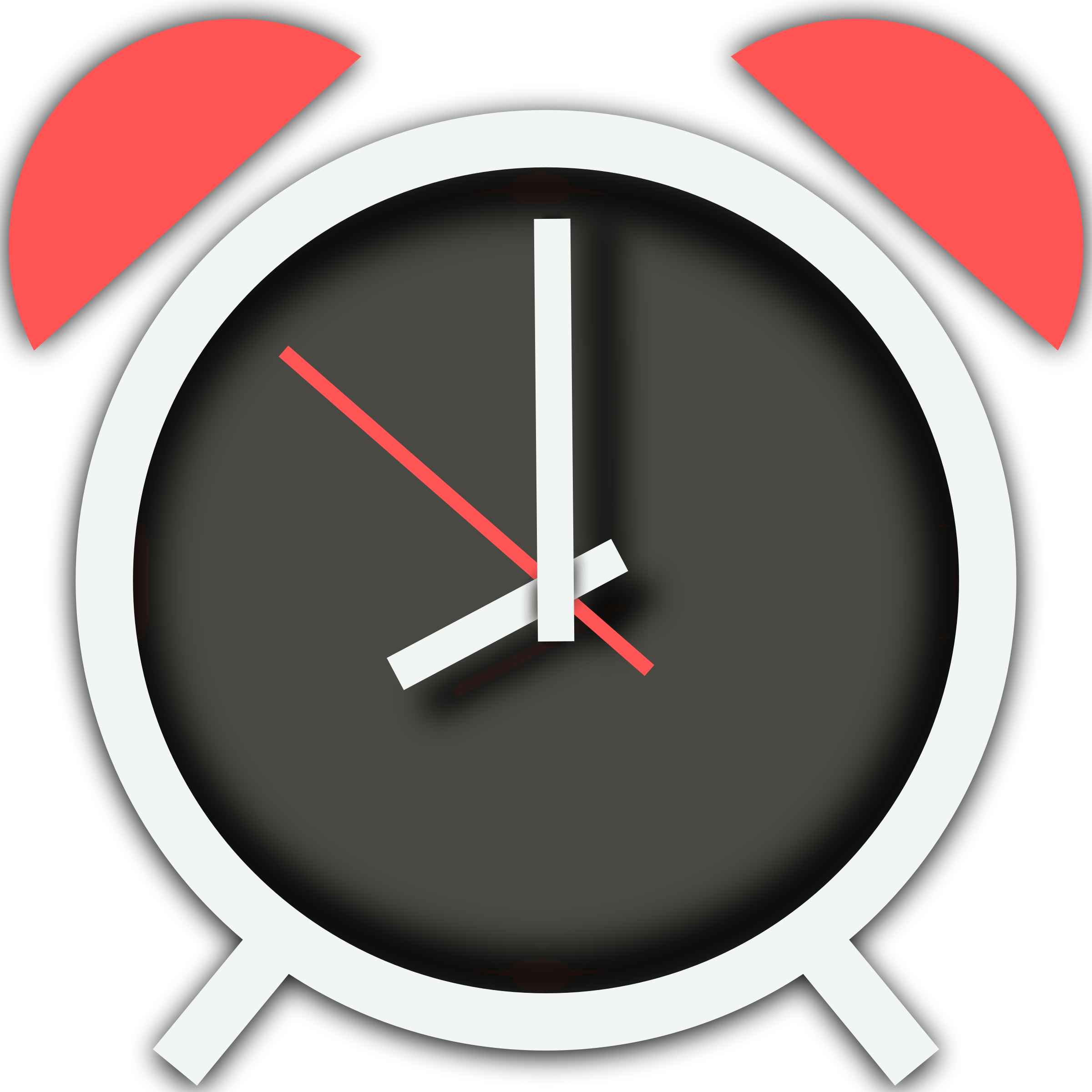 Clock icon png transparent. Alarm jelly beam icons