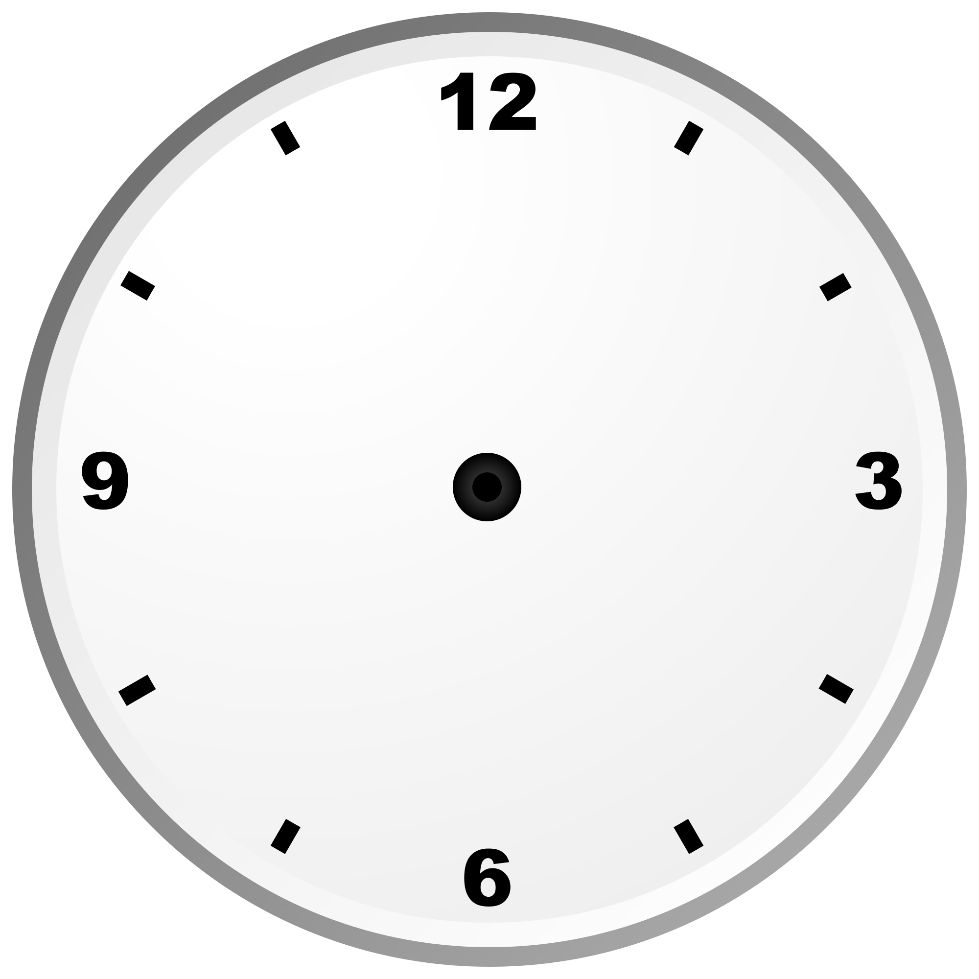 Clock image png. File analogue face svg