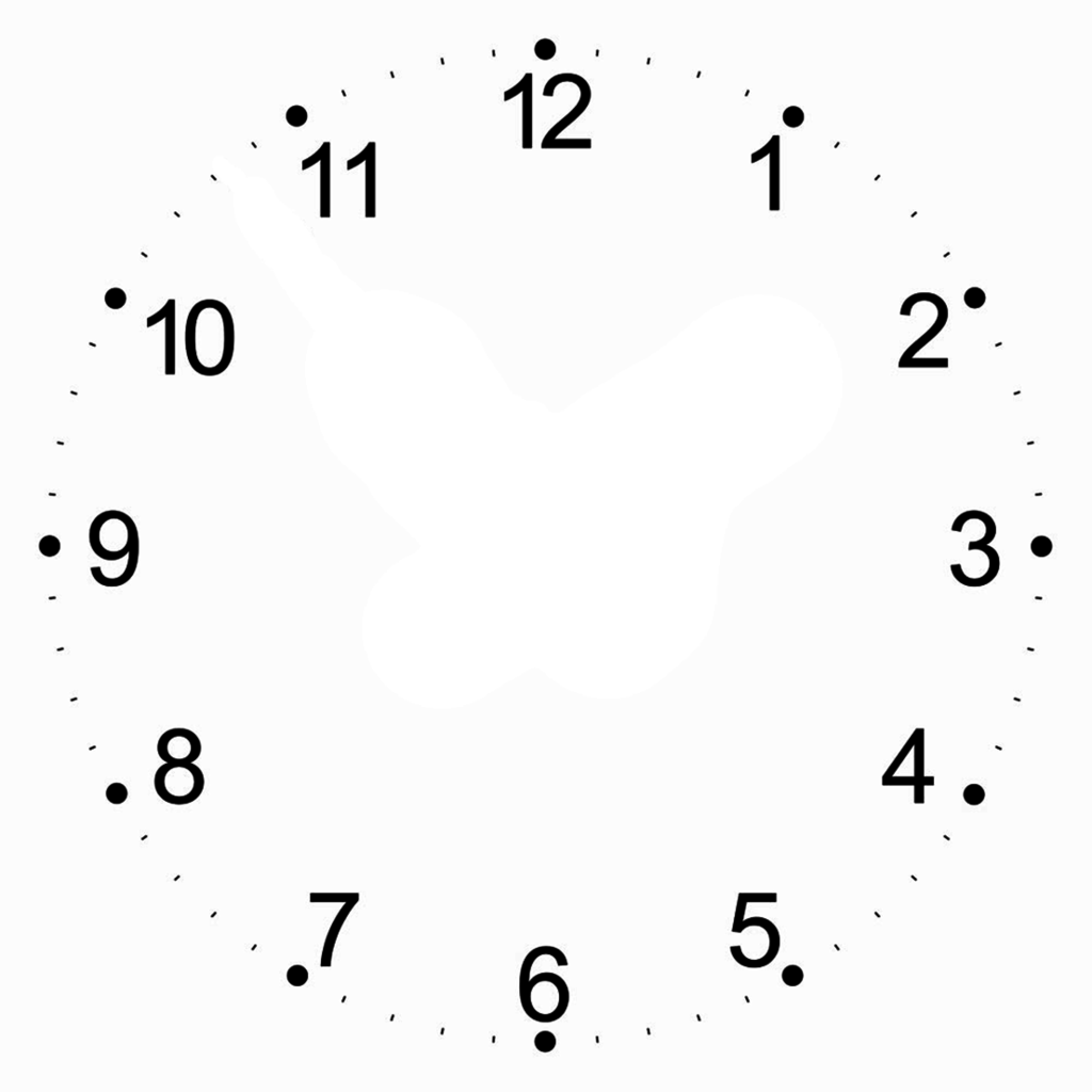 Clock numbers png. Face by stephenjohnsmith on