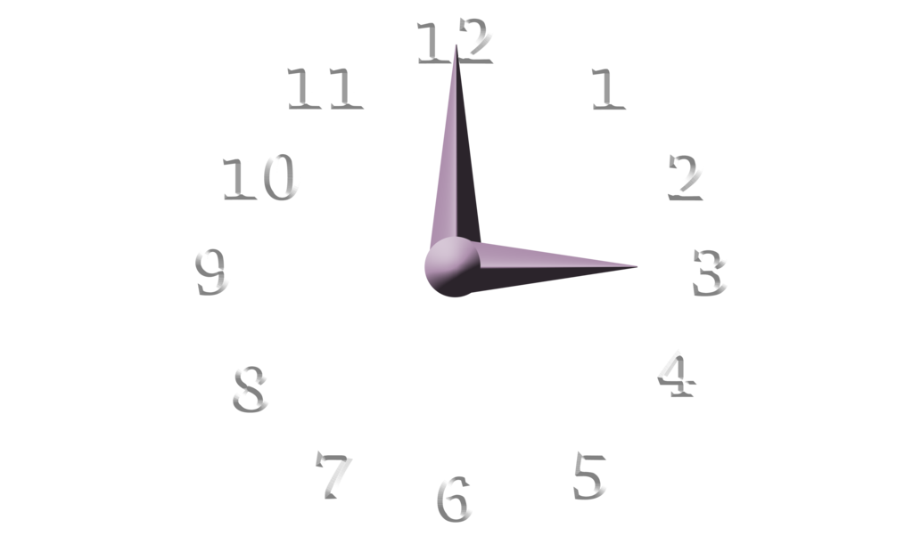 Clock numbers png. And hands by justmetd