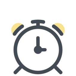 Clock png. Square icon free download