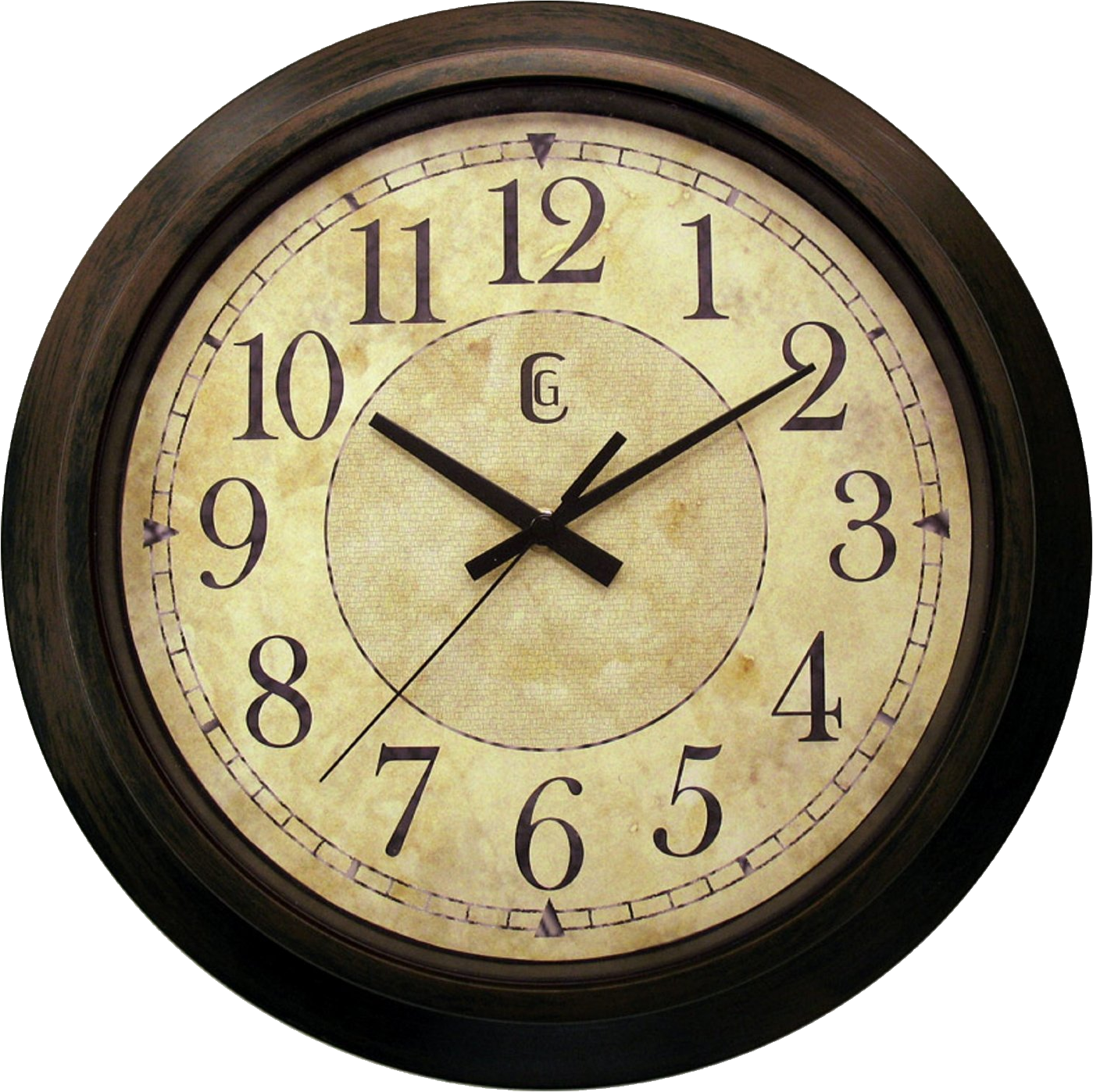 Clock transparent png. Wall image purepng free