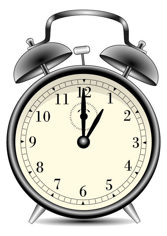 Clip art misc clipart. Vintage alarm clock png clipart black and white library