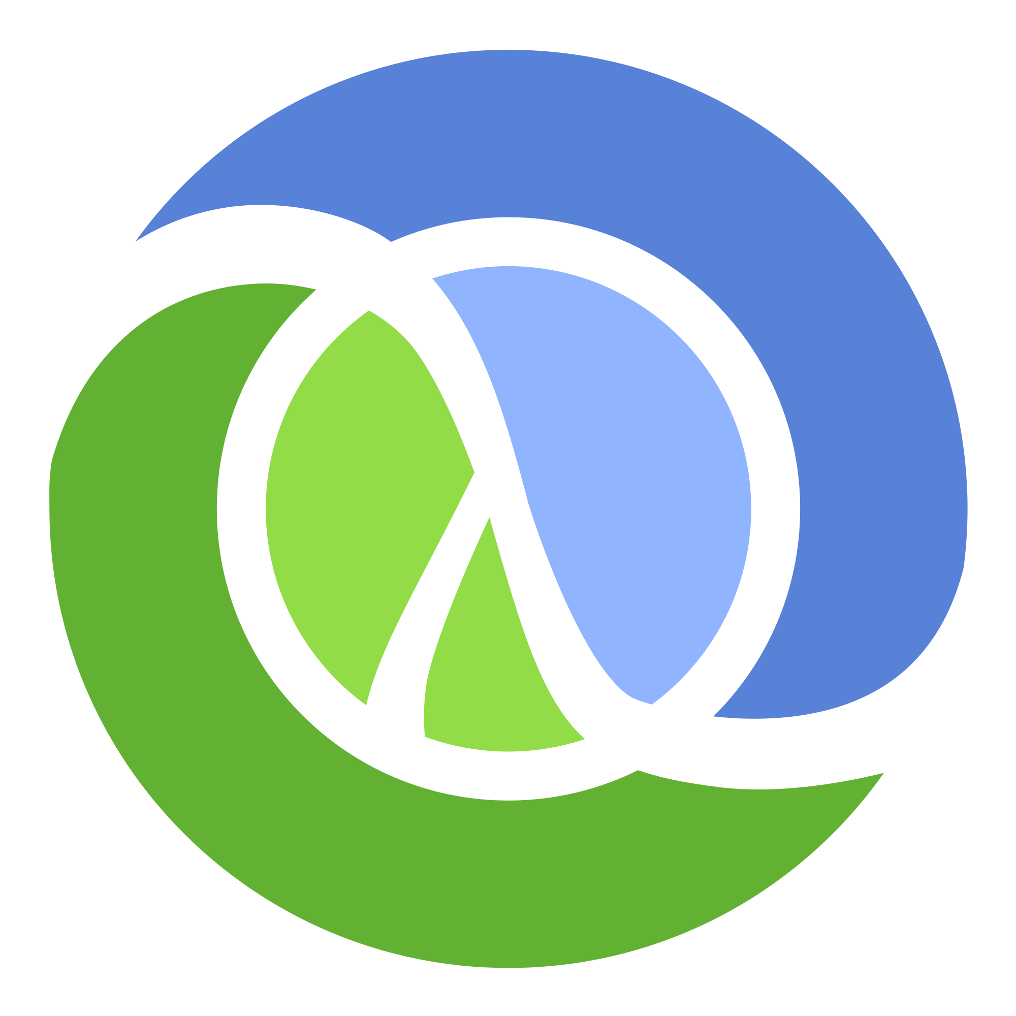 Clojure vector logo. File svg wikimedia commons