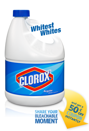 Clorox bleach png. The mom formally known