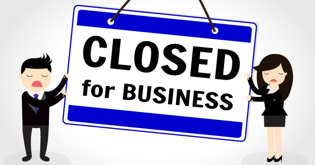 Closed clipart business closed. Closing your cancelling the