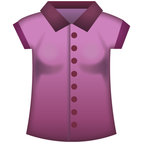 Dress emoji png. Download womans clothes icon