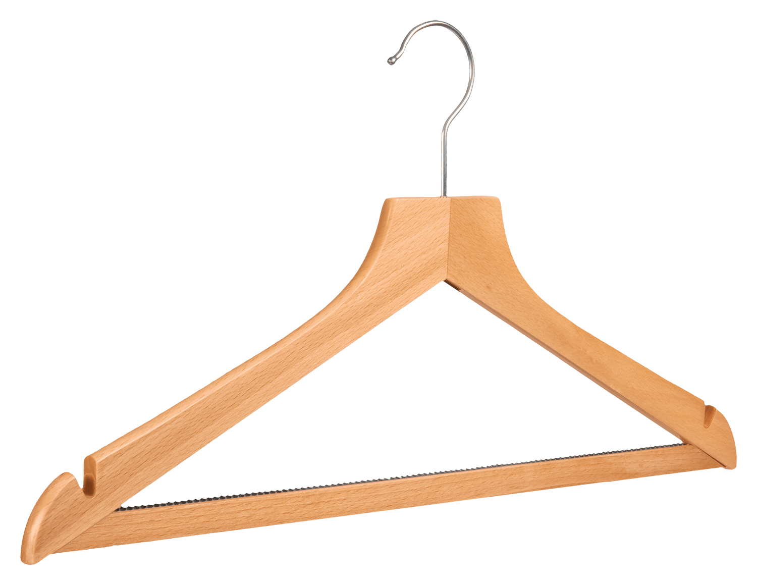Clothes hanger png. Wooden transparent stickpng download
