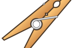 Clothespin clipart. Clip board png image