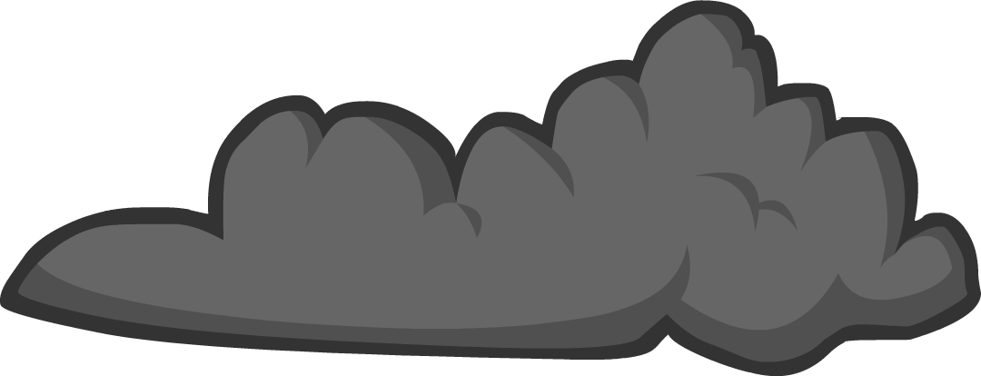 Cloud cartoon png. Image gray battle for