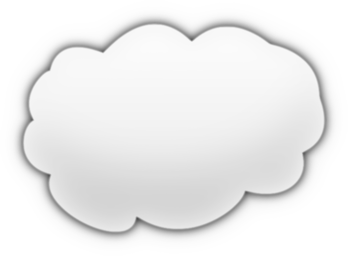 Cloud cartoon png. Clouds clip art transprent