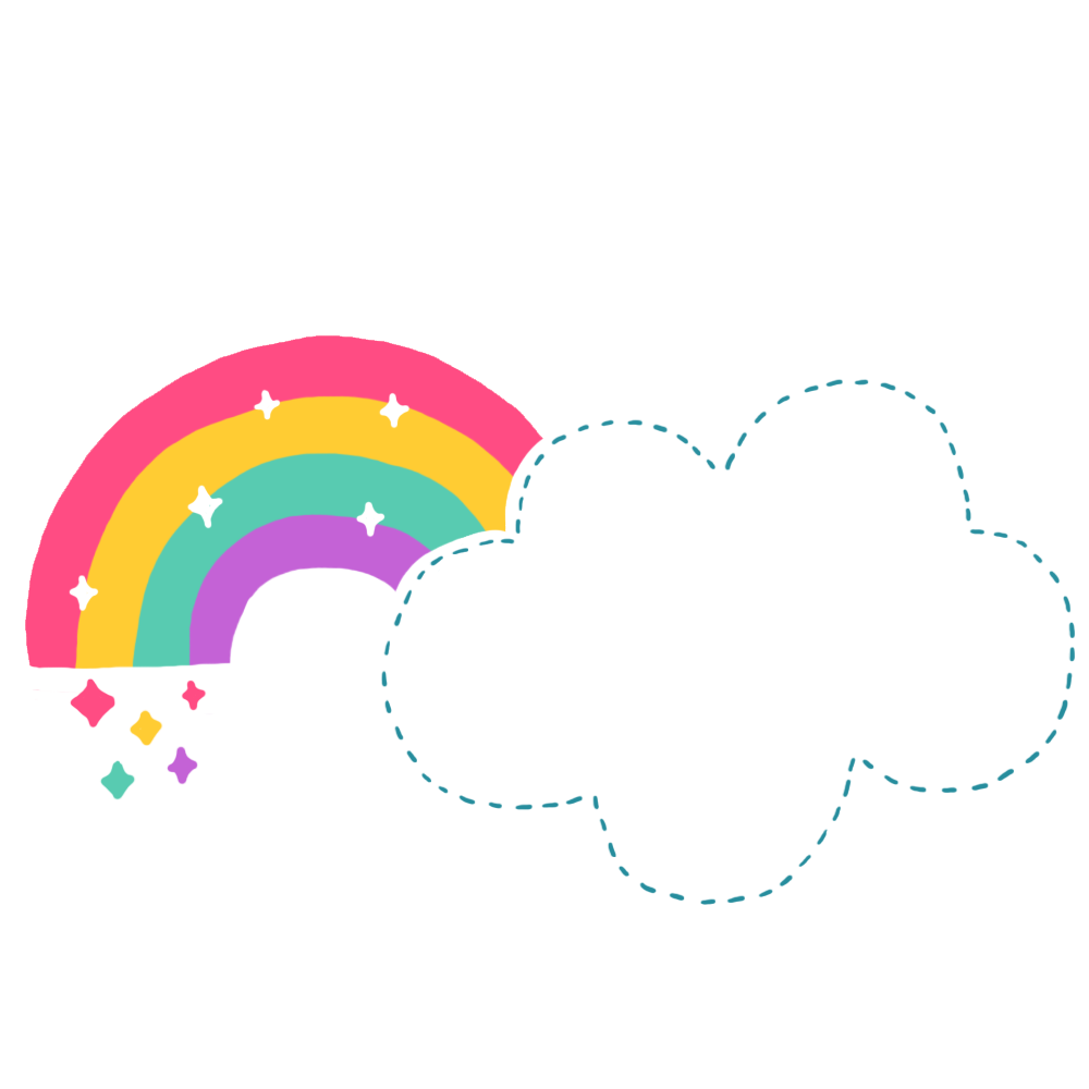 Cloud cartoon png. Rainbow document file format