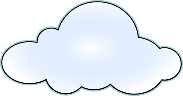 Cloud clipart bunch. Landscape painting tips learn