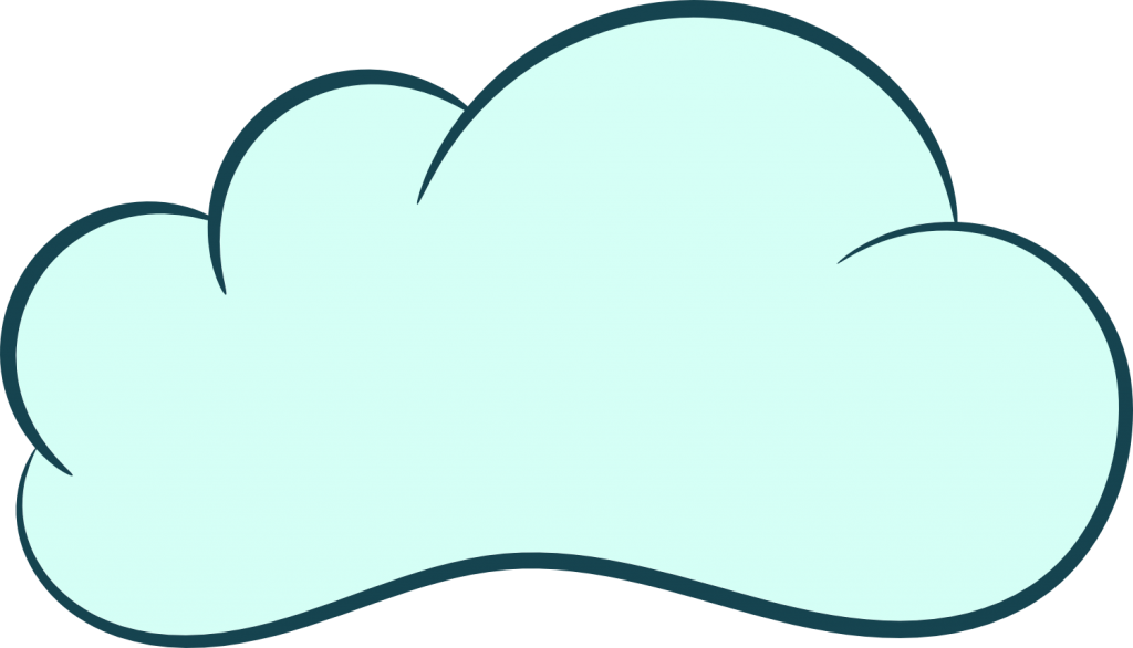 Cloud png cartoon. Clouds transparent onlygfx