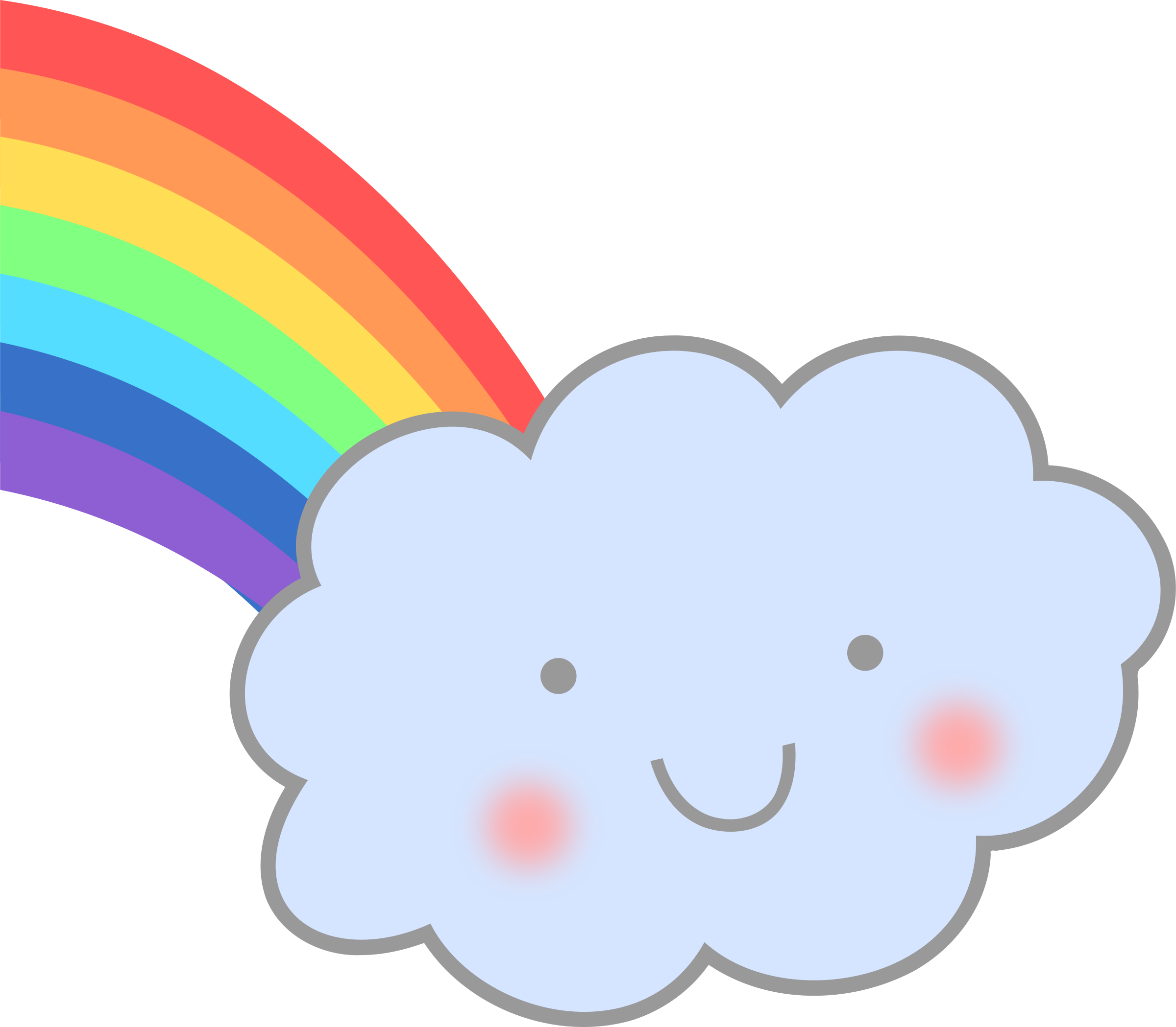 Cloud png cartoon. Clouds panda free images