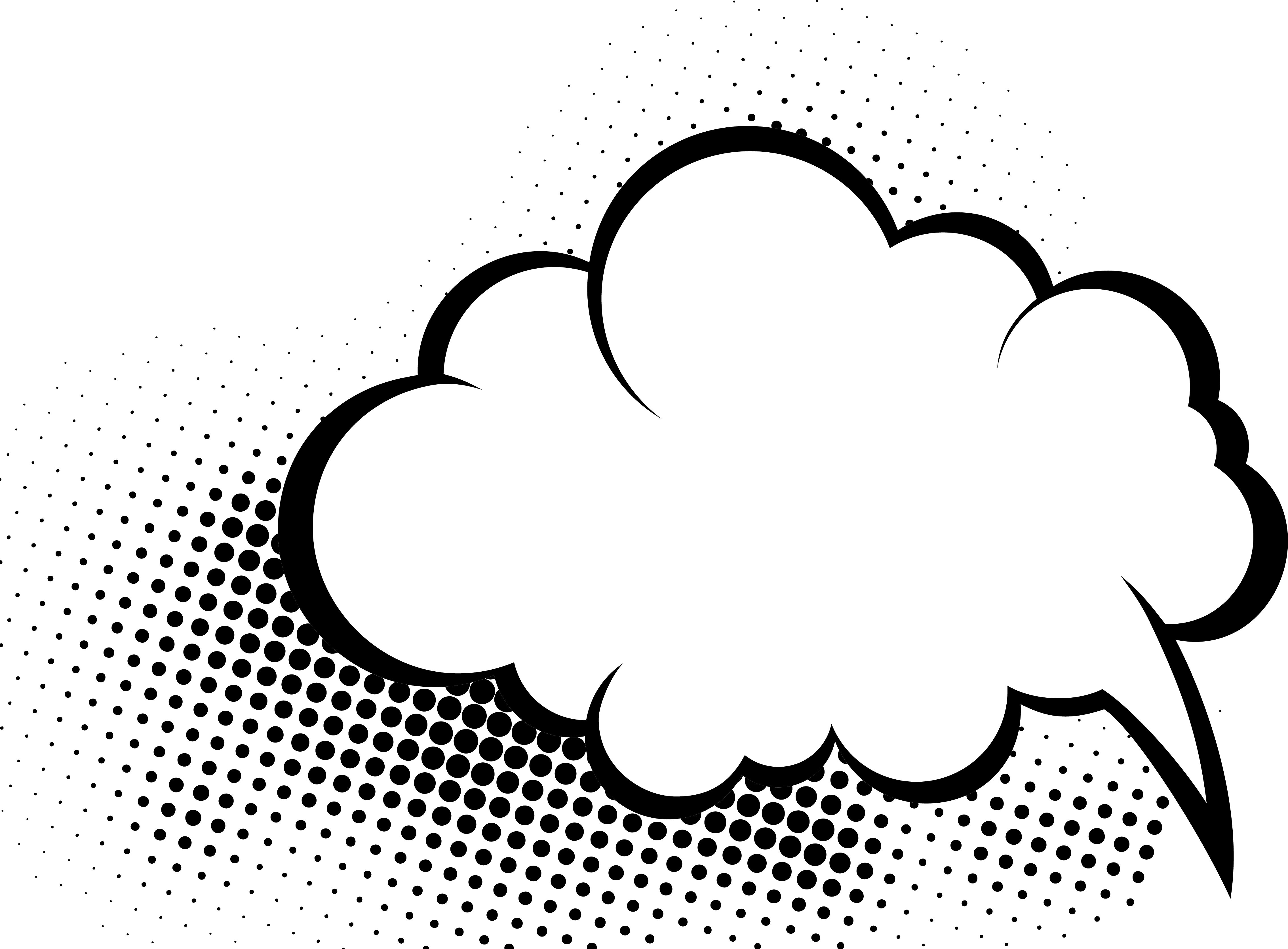 Cloud png cartoon. Comics comic book speech