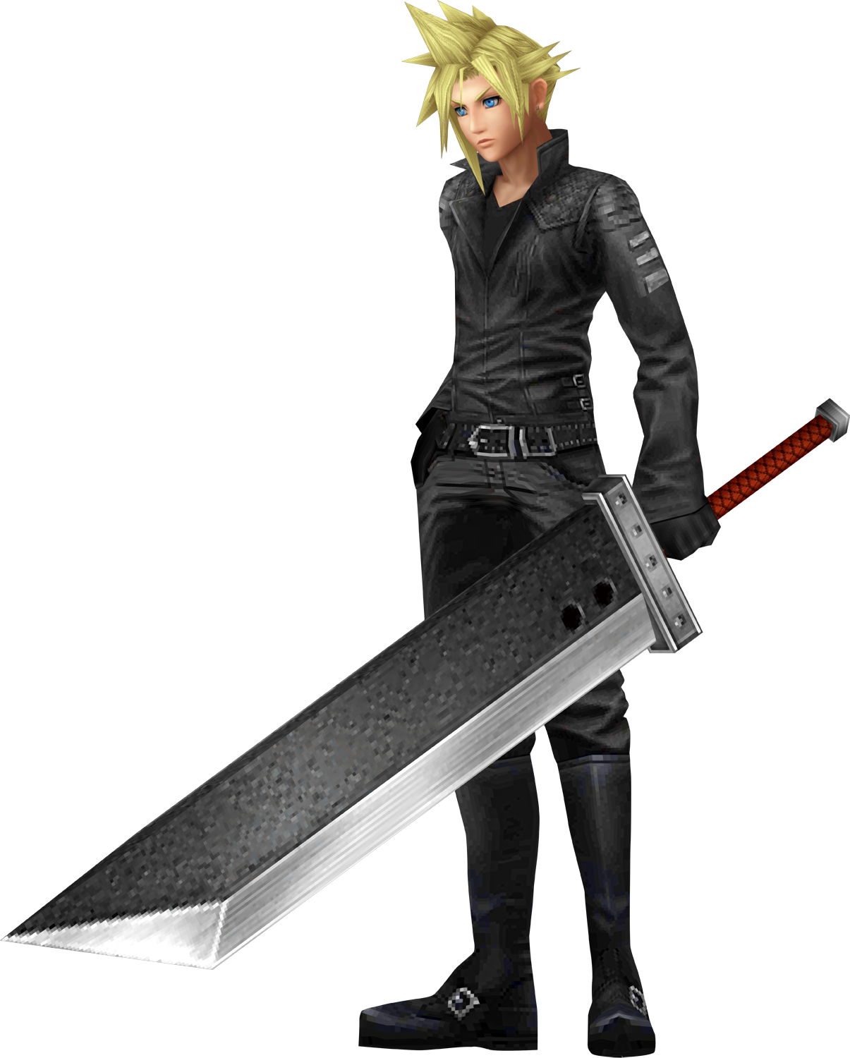 Cloud Strife Png Picture 1870009 Cloud Strife Png