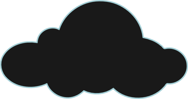 Clouds animated png. Dark cloud clipart