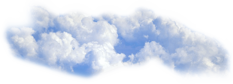 Clouds background png. Blue cloud transparent stickpng
