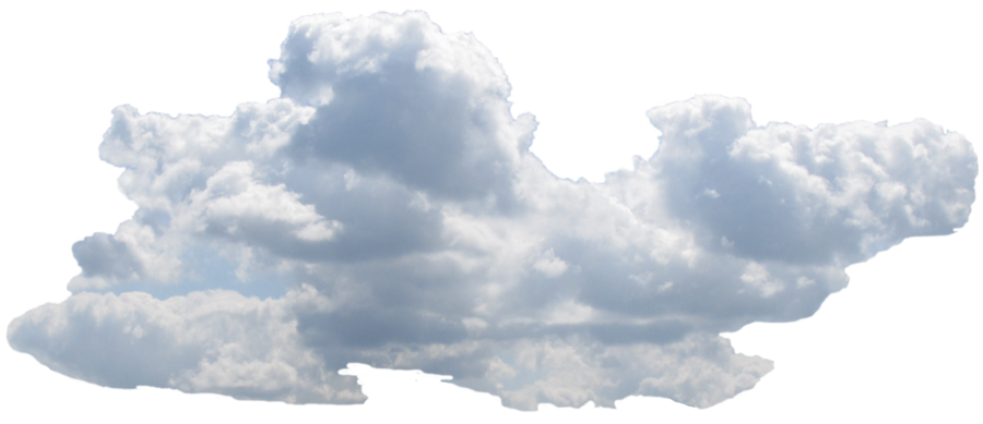 Clouds background png. Clear cut by thestockwarehouse