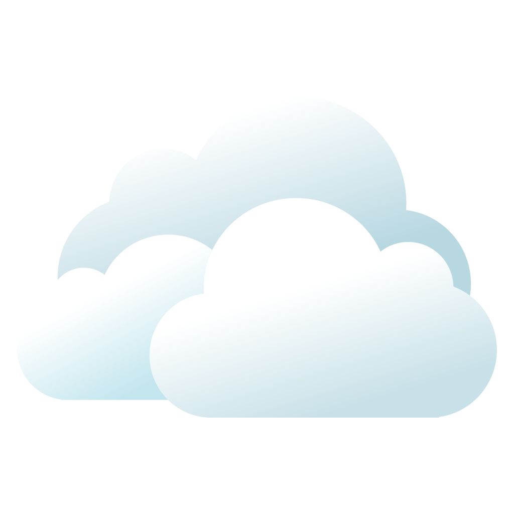 Clouds illustration png. File antu weather many