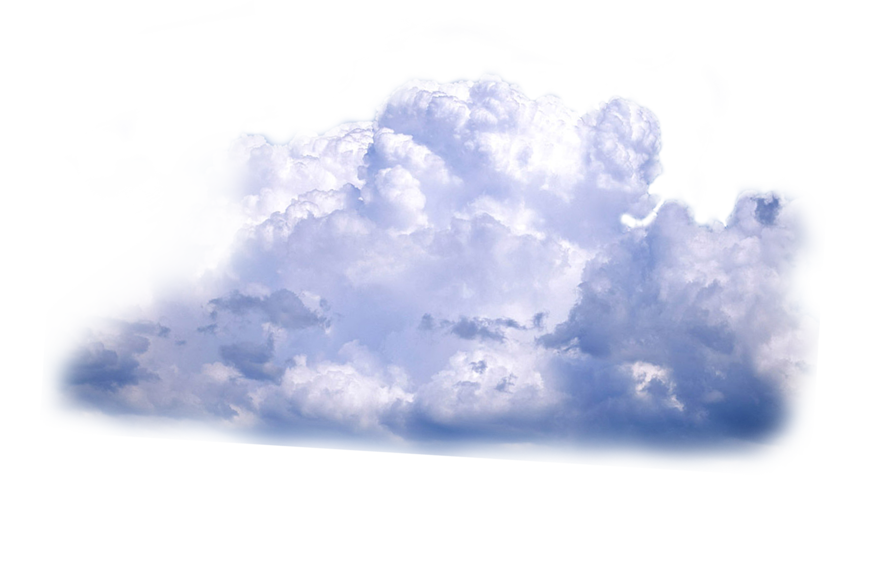 Clouds sky png. Cloud blue fluffy white