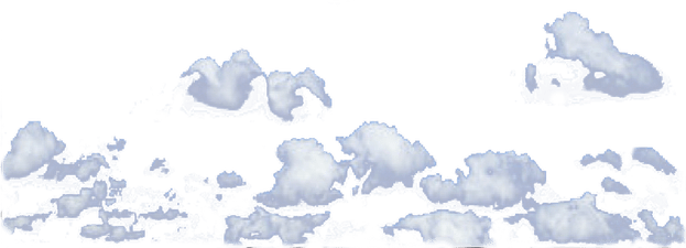Clouds tumblr png. Transparent background