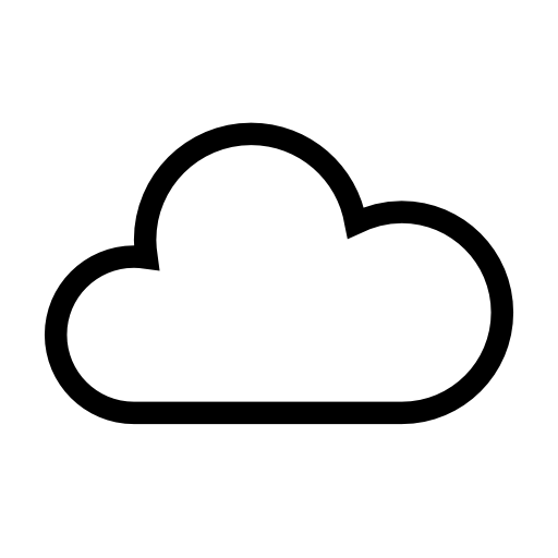 Clouds vector png. Cloud icons free and