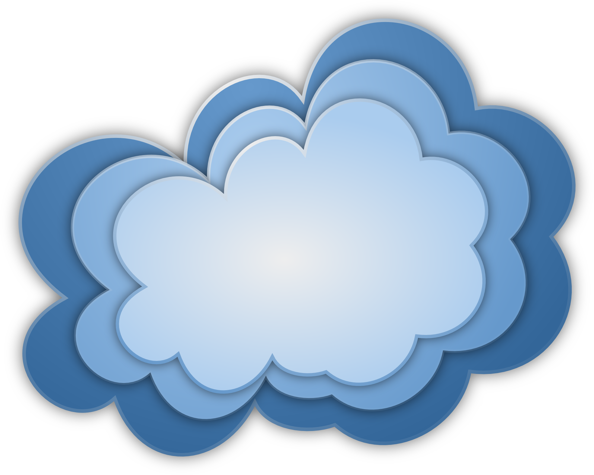 Clouds Vector Transparent & PNG Clipart Free Download - YA-webdesign
