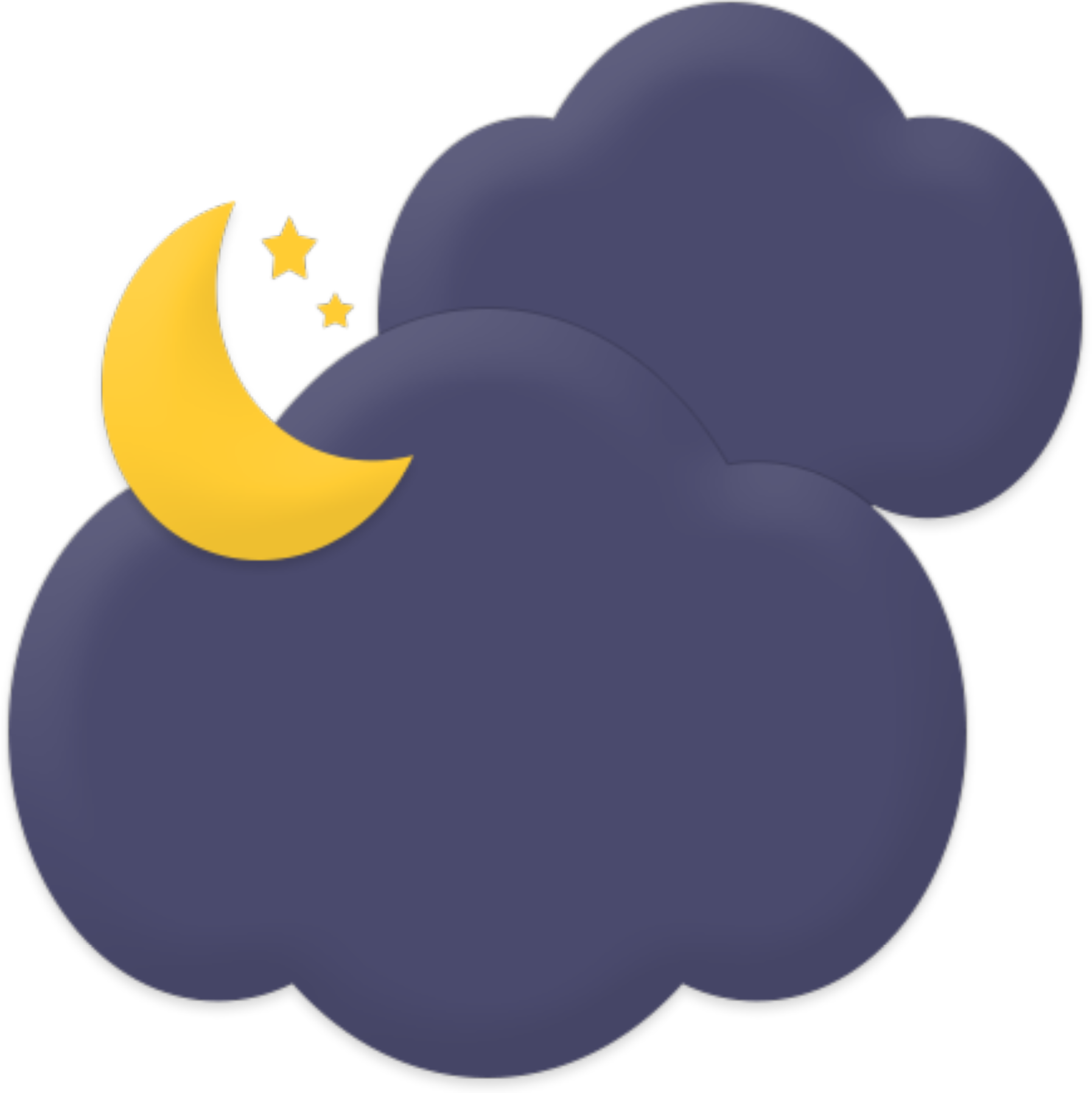 cloudy clipart cool climate