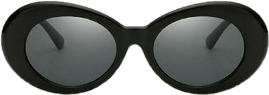 Clout sticker by cooper. Goggles transparent jpg