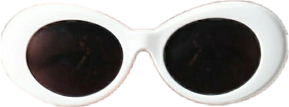 Clout glasses png. Goggles sticker by stefan