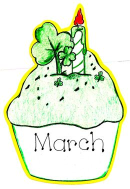Clover clipart march birthday. Cilpart majestic