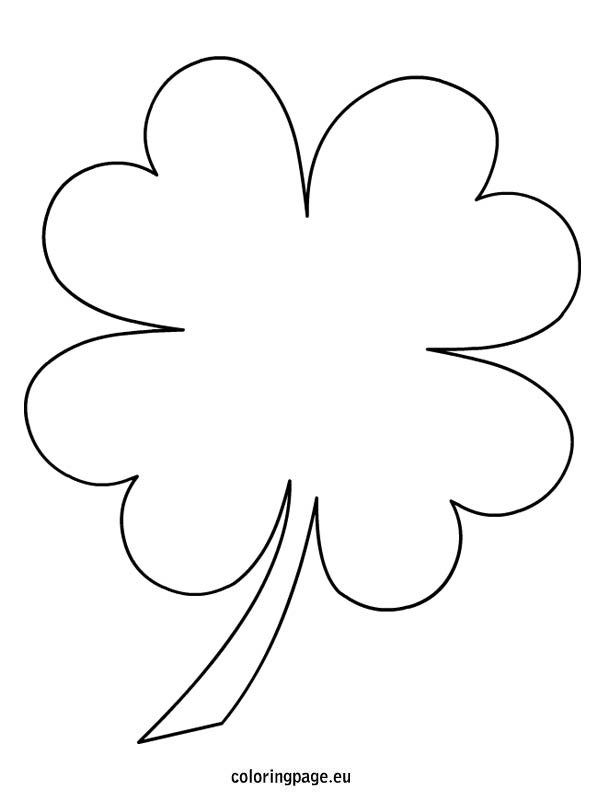 Clover clipart printable. Energy leaf surging four