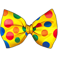 Clown tie png. Collection knights and brides