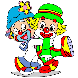 Cute cartoon clip art. Clown clipart jpg transparent download