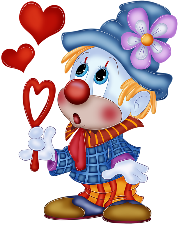 Clown clipart colouring page. Clowns pinterest cartoon