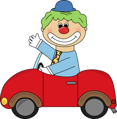 Clown clipart pichers. Free pictures of a