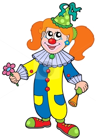 Cartoon . Clown clipart pichers graphic freeuse library
