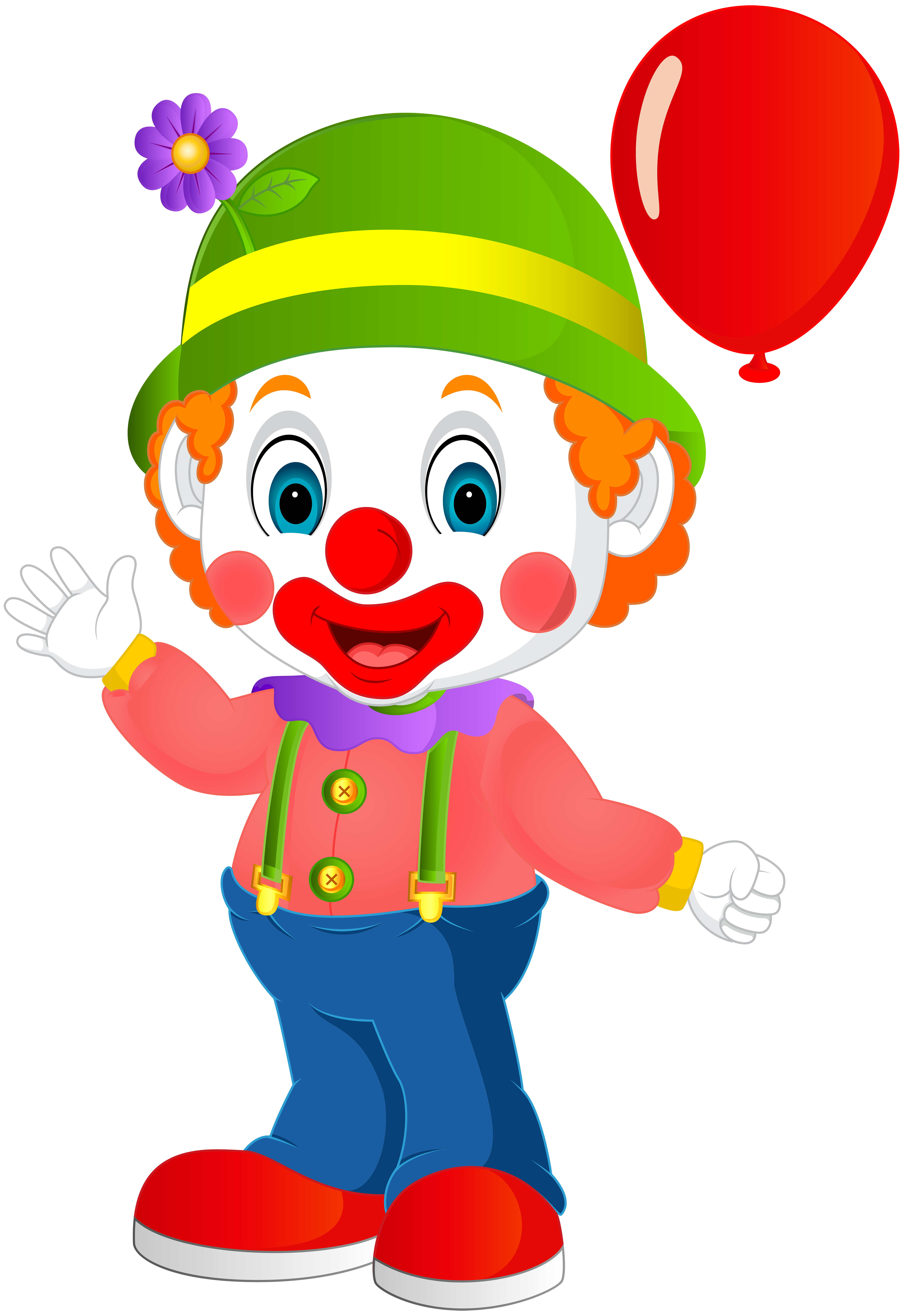 Cute transparent png clip. Clown clipart jpg library download