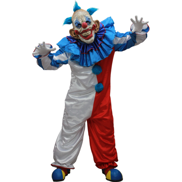 Clown costume png. Dammy the