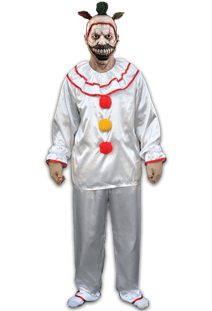 Clown costume png. American horror story twisty