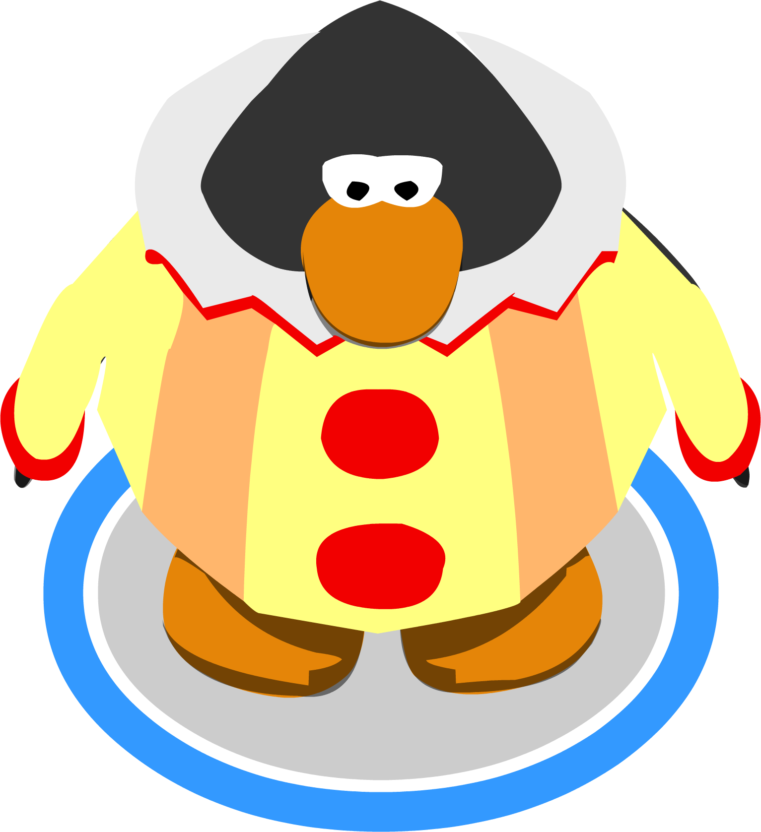 Clown costume png. Image in game club