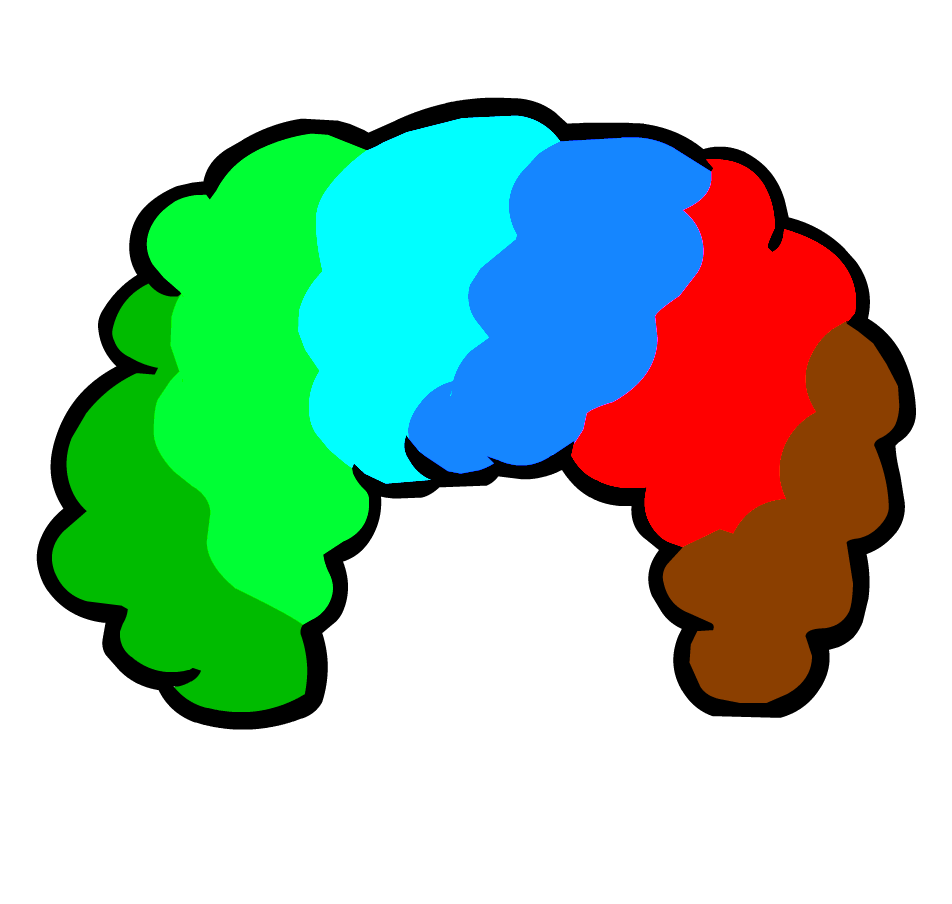 Clown hat png. Image funny wig club