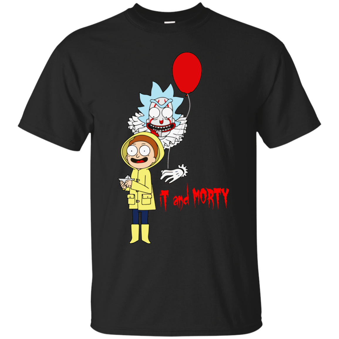 Clown shirt png. Rick and morty it