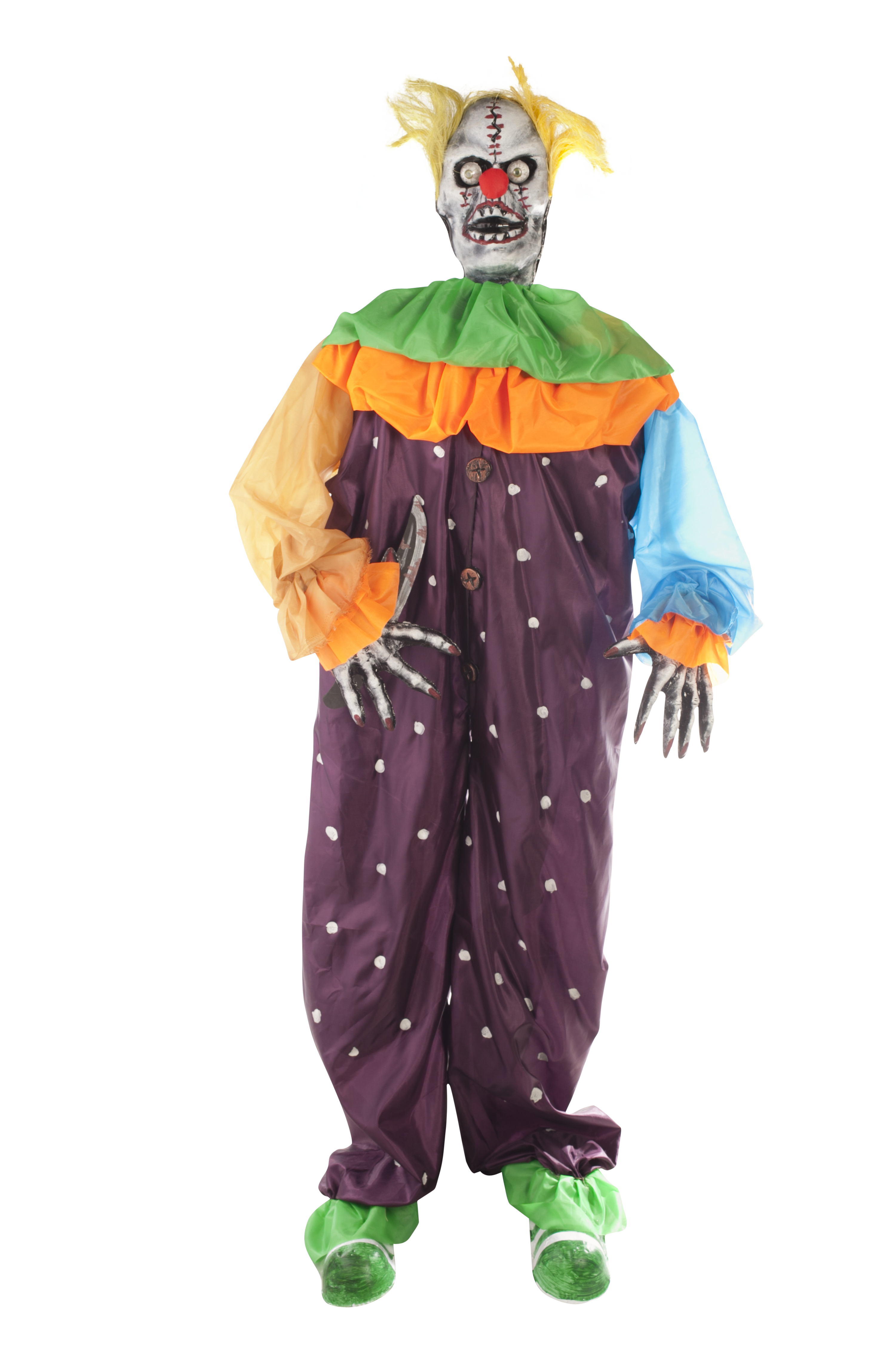 Clown standing png. Props budgey the lifesized