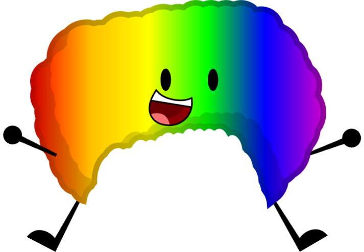 Clown wig png. Image pose object redemption